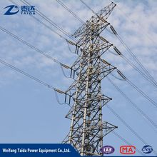 Electrical Equipements Suppliers Power Transmission Line 132kv Tower