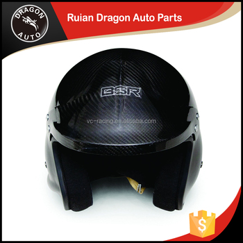 Latest Style High Quality safety helmet / motor racing helmet (The light carbon fiber)