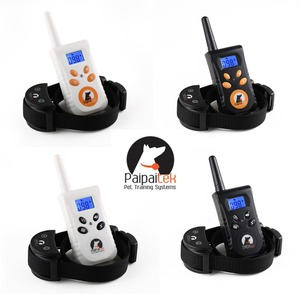 Good Price Dog Training Vibration no Bark Shock Collar Electric Remote Control Training Pet Products Free shipping