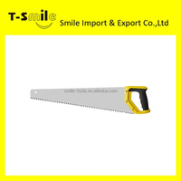 high quality hot sale carbon steel wood cutting hardware tools hand saw