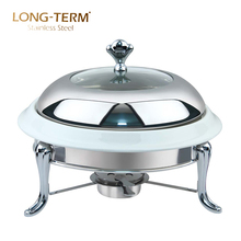 L4107A 2018 Stainless Steel Lid Chafing Dishes For Sale