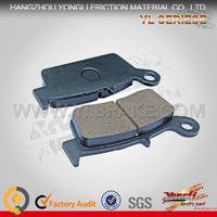 Factory Provide Directly Good Quality Brake Pads Taiwan Motorcycle Parts