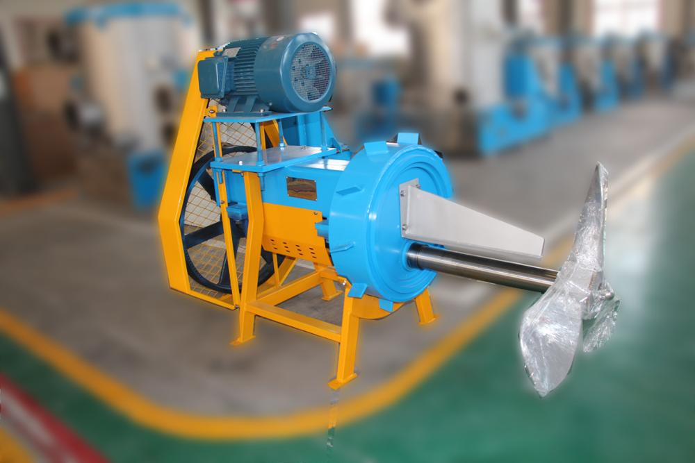 High quality pulp making machine agitator for sale