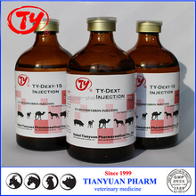 animals growth body increase medicine 15% iron dextran injection