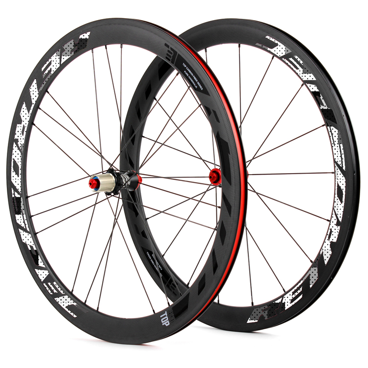 chinese wholesale cheapest RS-R900 Superlight Carbon road rims wheels 700c clincher 50mm