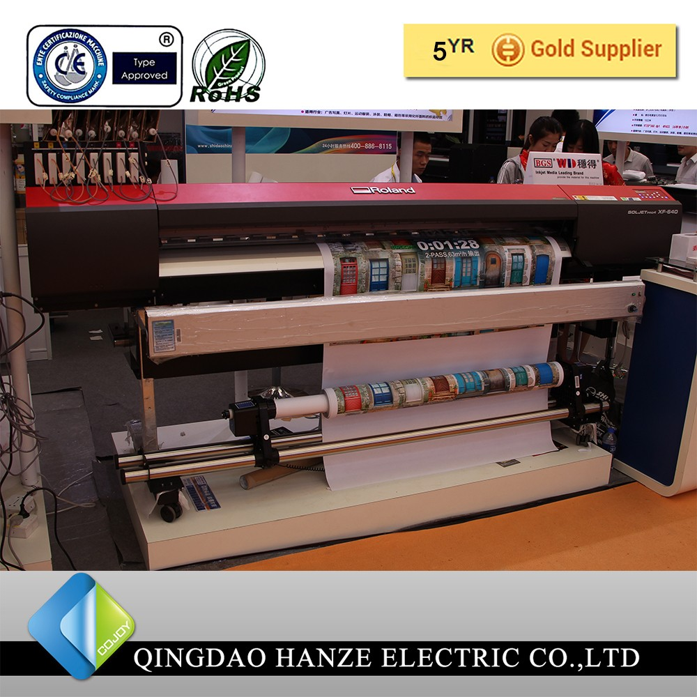 Automatic Take Up System Roland Print And Cut Plotter Accessories