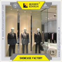 Fashion retail garment shop interior design,tailored for you!