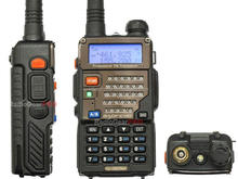 ham radio,Cheap radio,3 x Pofung Dual band radio UV-5RE Plus VHF+UHF 136-174 / 400-520 + USB cable
