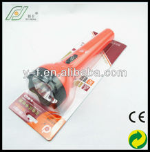 2014 High-power rechargeable&environment led flashlight