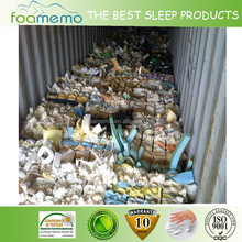 china supplier mattress foam recycling