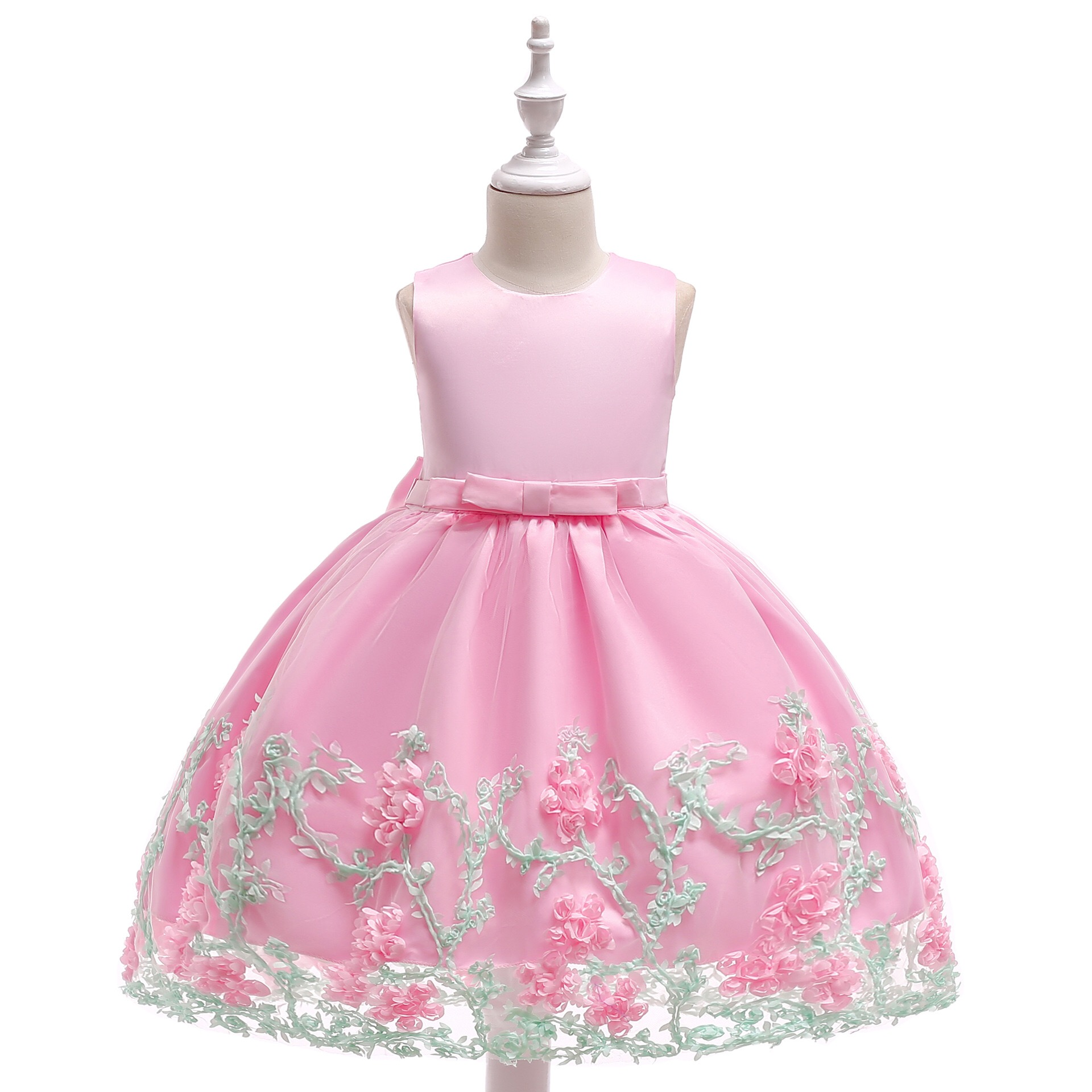 wholesale kids clothing dress children clothes girls baby girl dresses for party