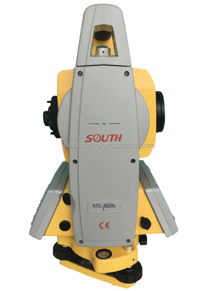 Brand total station surving equipment, South NTS-362R6 total station