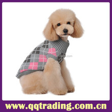 Chinese style new design colorful wholesale fancy latest model dog dress