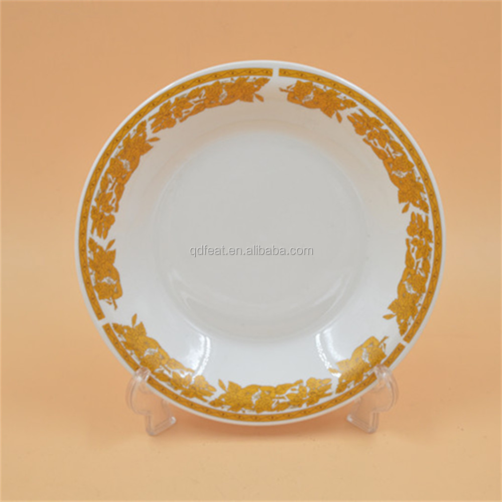 indian dinner plate ceramic porcelain dinnerware set