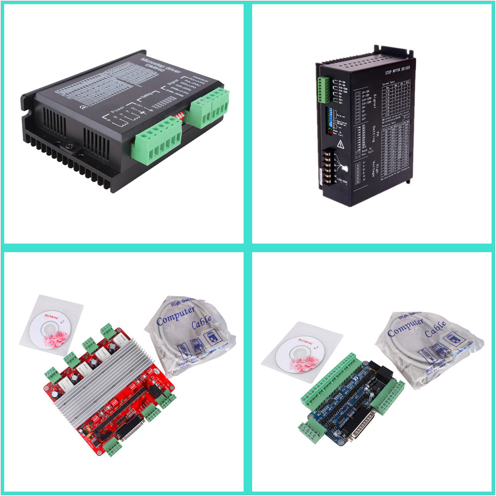 DM860D electric step motor stepper motor driver