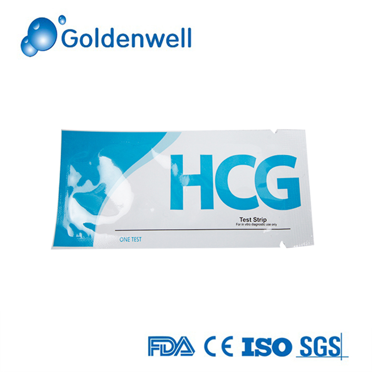 One Step HCG Pregnancy Test Strip Price
