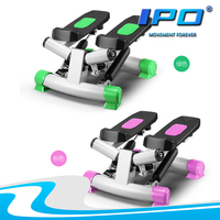 2016 new products exercise stepper body swing stepper home use mini stepper gym equipment