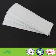 Shandong white Chemical Silicon Gel Sheet PLC Silica Gel Plate GF254 products