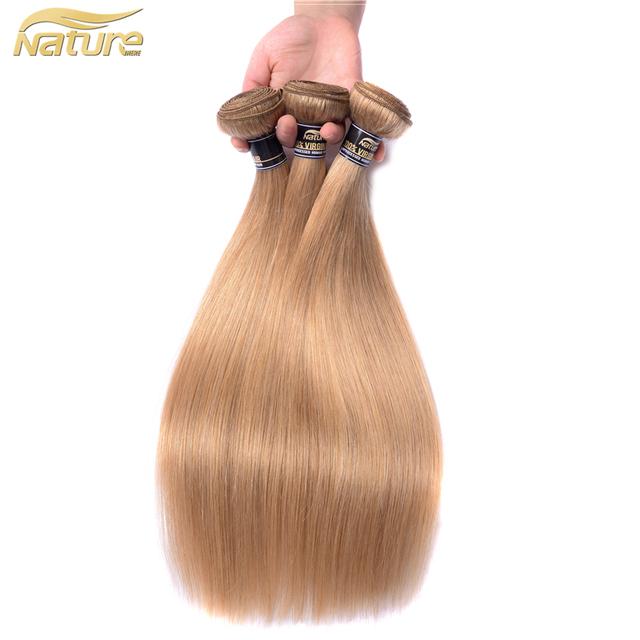 High Quality Brazilian Hair 27 Piece Hair Weave Short, #27 Cheap Brazilian Hair