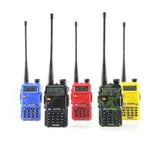 Long Range Dual Band Baofeng UV-5R 5W Ham Two way Radio transceiver frequency transmitters receivers UV 5R Walkie Talkie