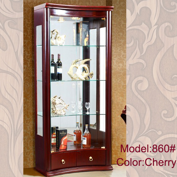 Modern Vitrine Living Room Cabinets With Glass Doors Buy Living Room Cabine