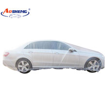 Car Cover/LDPE/HDPE Clear Plastic Disposable SUV Automatic Car Cover