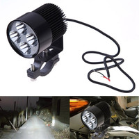 New Arrival Motorcycle LED Headlight Lamp Moto Tail Brake Rear Led Night Light with License Plate Mount