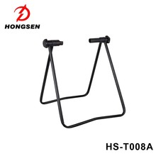 Beverage bike stand storage bicycle display stand rack