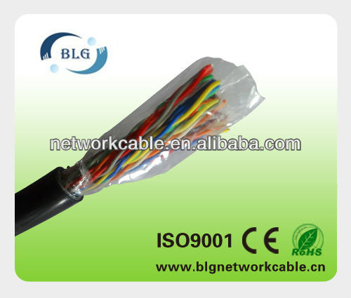 Aerial Copper Telephone Cable 100pairs