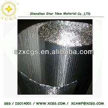 Vapor Barrier Foil Backed Bubble roof heat insulation materials