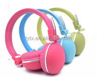 2016 new music stereo bluetooth headset for telephone