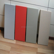 wall cladding corrugated hollow core aluminum composite panel