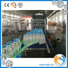 automatic plastic bottle shrink packing machine by PE film shrink wrapping machine