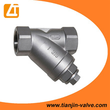 industrial pipe strainer