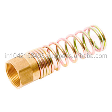 High Quality Air Brake Hose Nut With Spring