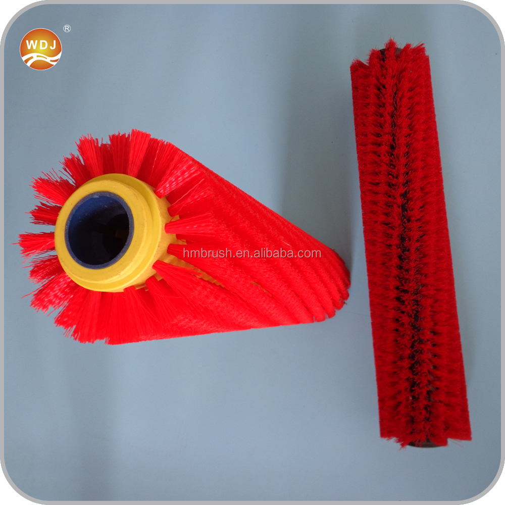 ROLLER BRUSHES FOR BR530 Scrubber + Squeegee Blade Rubber