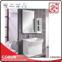 Installation Type Chinese Cheap Bathroom Cabinet Vanity Sets for Hotel