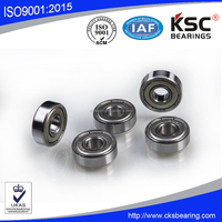 608 2RS high performance ball bearing finger spinner bearing