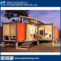 HOT New Sale Prefab Homes Luxury Housing Movable Modular Container Villa