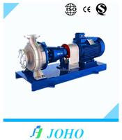 high power centrifugal water pump with rotary seal
