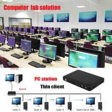 Cheap Virtual Desktop Thin client device for library,school,computere lab PC station