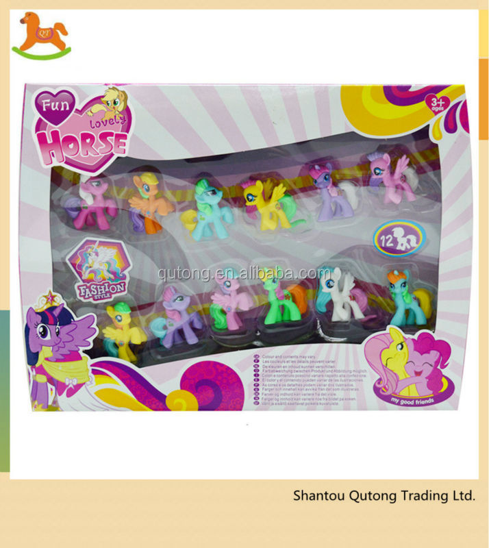 my little pony toy /PVC toy