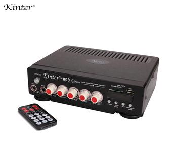 Kinter-008 2 channel home theatre amplifier
