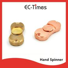 Torqbar Brass and Copper material 608 ceramic bearing fidget toy hand spinner