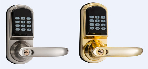 High security keyless zinc alloy remote lock manufacturer since 2001