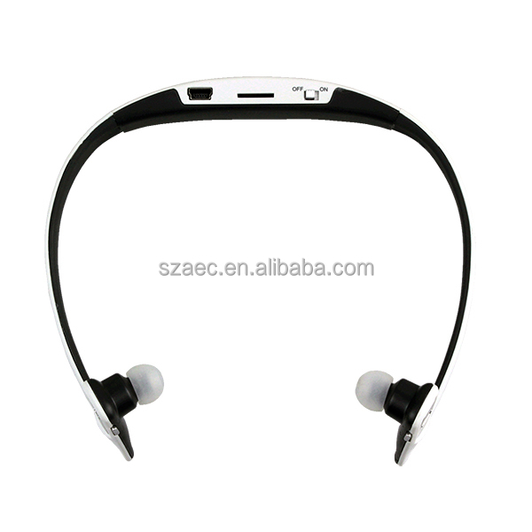 AEC bluetooth Sport wireless Headset with Build-in Micophone BQ-602P
