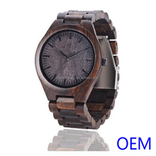 New style many colour style Wood watch for Women and men wrist quartz watch