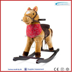 fine toy horse for kids ride on horse toy pony