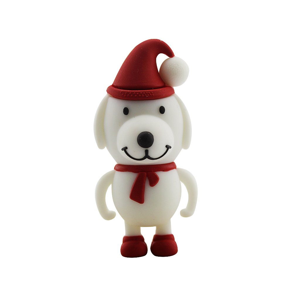 Cartoon Dog Shape Flash Drive