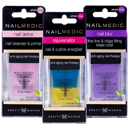 Nail primer professional nail medic nourishing nail prep that help nails recover to their natural healthy state